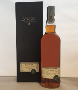 Aultmore 35 Years Old Adelphi Limited Single Malt Scotch Whisky – distilled in 1982, bottled in 2017 - Astucciato