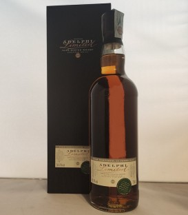 Mortlach 25 Years Old Adelphi Limited Single Malt Scotch Whisky – distilled in 1993, bottled in 2018 - Astucciato