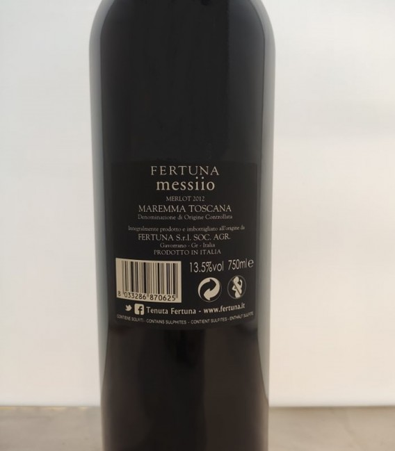 Messiio IGT 2008 Fertuna