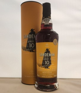 Old Tawny Porto 10 Years Old - Astucciato