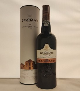Late Bottled Vintage Port 2012 Graham's - Astucciato