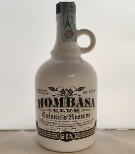 Mombasa Club Colonel's Reserve London Dry Gin