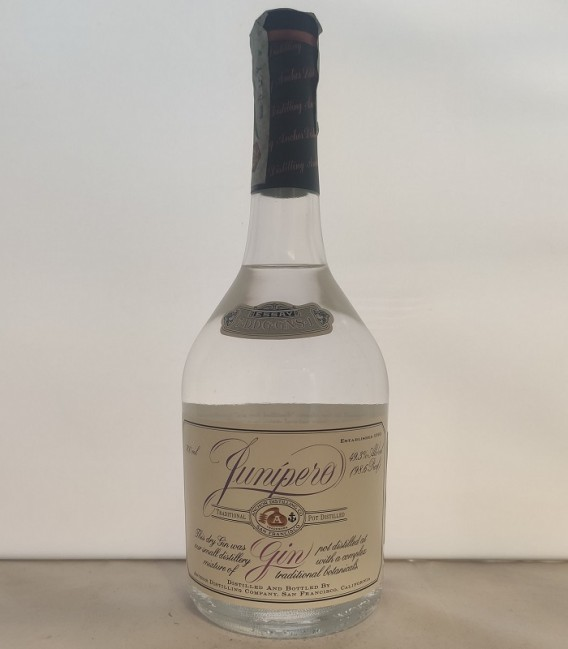 Junipero Gin - Anchor Distilling Company
