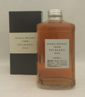 Nikka From The Barrel Double Matured Blended Whisky - Astucciato