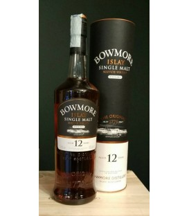 Bowmore Enigma 12 Years Old Islay Single Malt Scotch Whisky - 1 Lt Astucciato