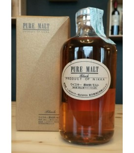 "Nikka Pure Malt Whisky Black ""Smoky & Mellow"" - Astucciato"