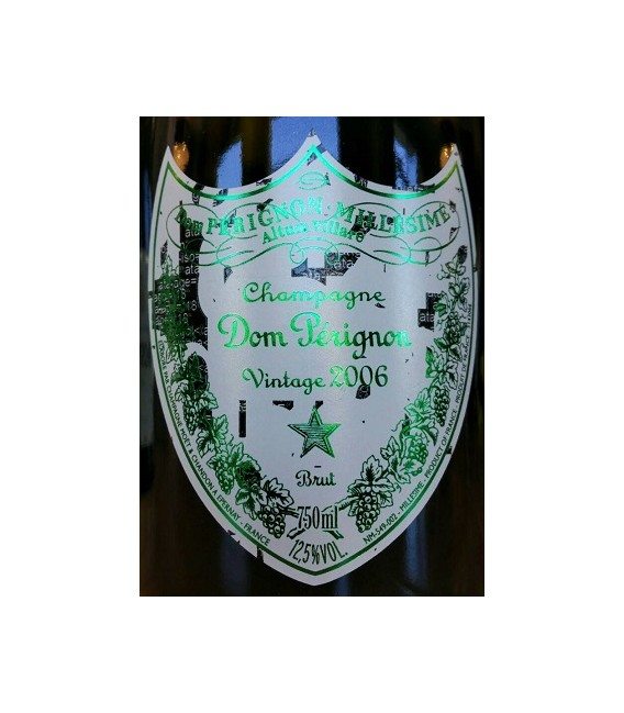 Dom Perignon Vintage 2006 Limited Edition by Michael Riedel