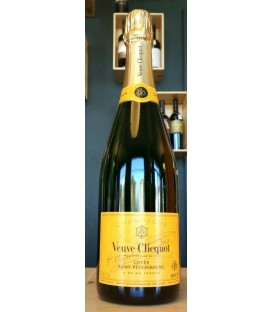 Saint Petersbourg AOC Veuve Clicquot