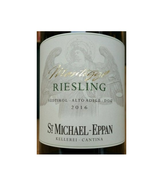 Montiggl Riesling DOC 2016 San Michele Appiano