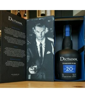 Rum Dictador 20 Years Old Astucciato