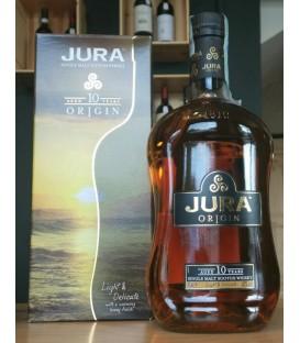 Jura Origin 10 Years Old Single Malt Scotch Whisky - Astucciato