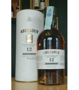 Whisky Aberlour 12 Years Old Unchillfiltered