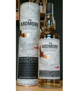 Ardmore Legacy Highland Single Malt Scotch Whisky - Astucciato