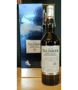 Talisker 25 Years Old Single Malt Scotch Whisky - Astucciato