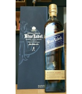 Johnnie Walker Blue Label Blended Scotch Whisky - Astucciato