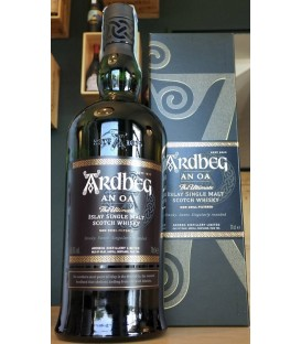 Ardbeg An Oa Unchillfiltered Islay Single Malt Scotch Whisky - Astucciato
