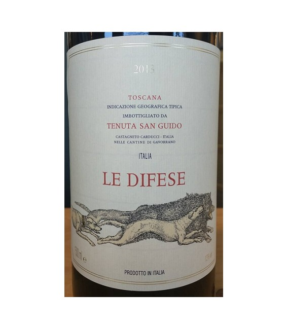 Le Difese IGT San Guido MG 2013