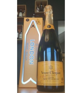 Saint Petersbourg London AOC Veuve Clicquot - Astucciato