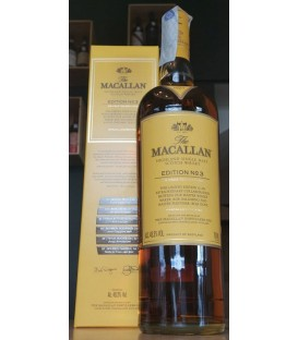 The Macallan Edition N° 3 Highland Single Malt Scotch Edition - Astucciato