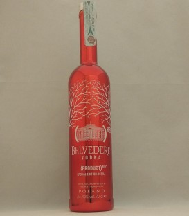 "Vodka Belvedere ""Red Label Special Edition"""
