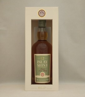 Islay Mist 12 Years Old Blended Scotch Whisky - Astucciato