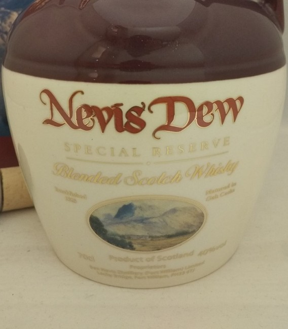 Nevis Dew Special Reserve - Blended Scotch Whisky
