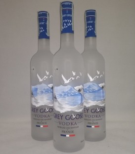 Offerta 3 Bottiglie Vodka Grey Goose 70cl € 84.90