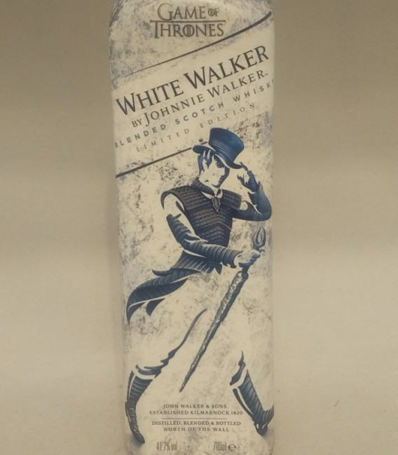 Johnnie Walker White Walker Game of Thrones - Blended Scotch Whisky Limited Edition