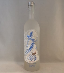 Snow Queen Organic Vodka 1 Lt