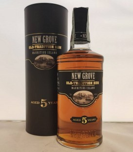 New Grove Old Tradition Rum 5 Years - Astucciato