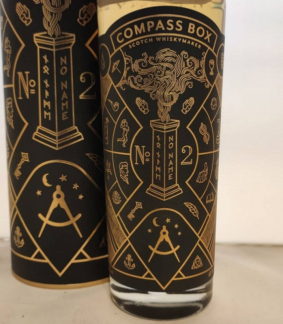 No Name No.2 Compass Box - Astucciato