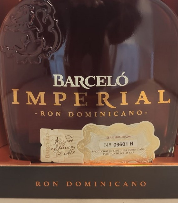 Offerta Speciale: Ron Barceló Imperial - Astucciato